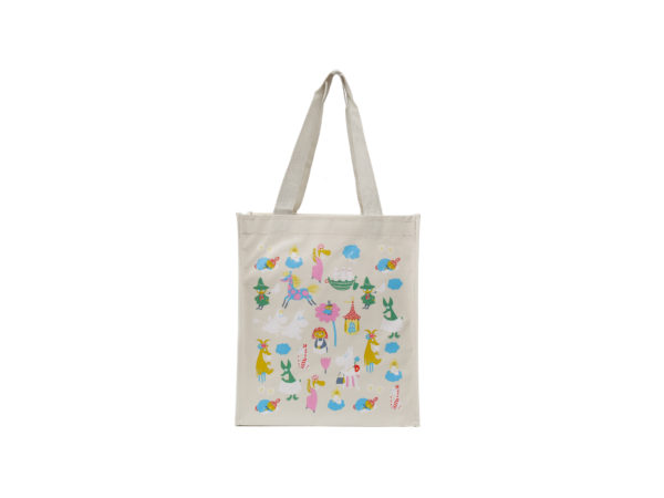 "Подарочная сумка-шоппер Moomin Муми-тролль  ""Ностальгия"""