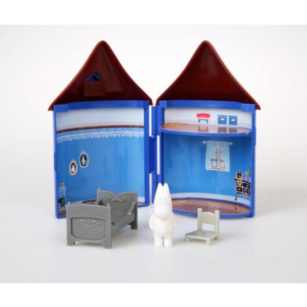 Набор Moomin Дом Муми-тролля (мини)