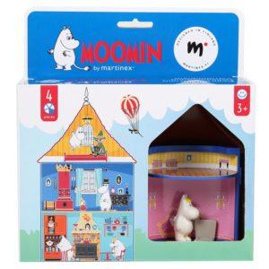 Набор Moomin Домик Фрекен-снорк (мини)