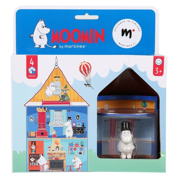 Набор Moomin Дом Муми-папы (мини)