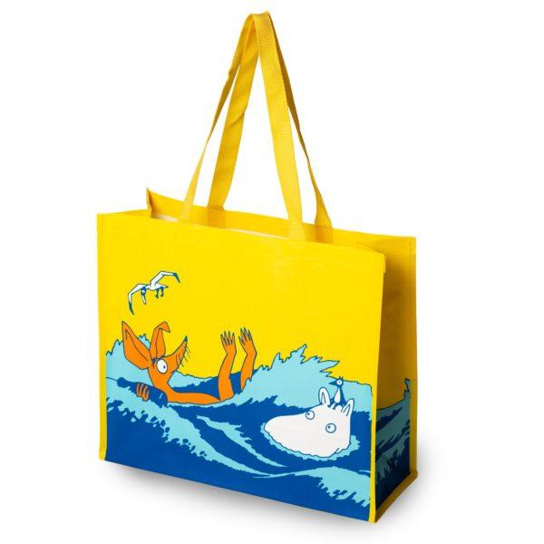 """Сумка-шоппер Муми-тролль Moomin для покупок """"Oursea"""""""