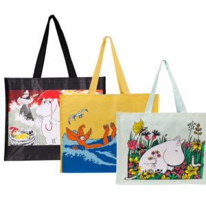 "Комплект сумок Муми-тролль ""Лето"", ""Комета прилетает"" и ""Oursea"""