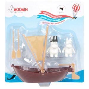"""Набор фигурок """"Лодка Муми-папы"""" (2 фигурки и лодка)"""