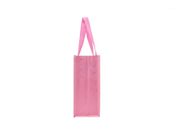 "Подарочная сумка-шоппер Moomin Муми-тролль  ""Розовая"""