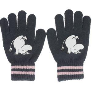 Перчатки детские Moomin Муми-Тролль Серые