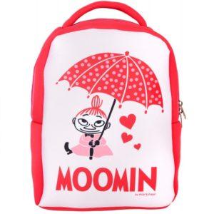Рюкзак для приключений Moomin Umbrella красный