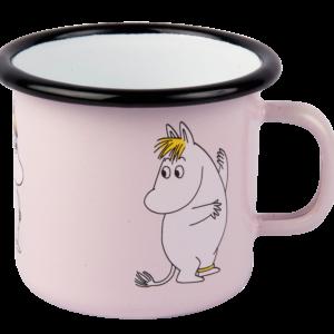 Чашка Эмалированная Moomin Фрекен-Снорк 370 мл