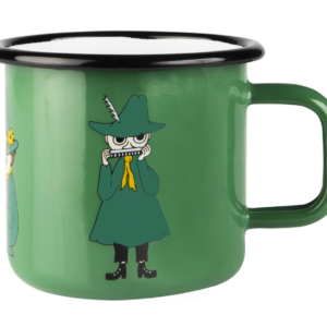 Чашка Эмалированная Moomin Снусмумрик 370 мл