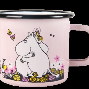 Чашка Эмалированная Moomin HUG 370 мл