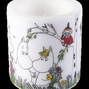 Свеча Moomin HAPPY FAMILY