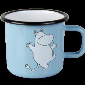 Чашка Эмалированная Moomin Муми-Тролль 370 мл