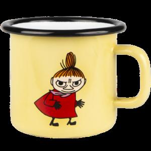 Чашка Эмалированная Moomin Малышка Мю 250 мл
