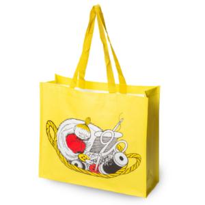 Сумка-шоппер Муми-тролль Moomin для покупок Little My in Basket