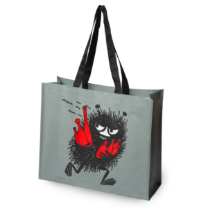 Сумка-шоппер Муми-тролль Moomin для покупок Stinky